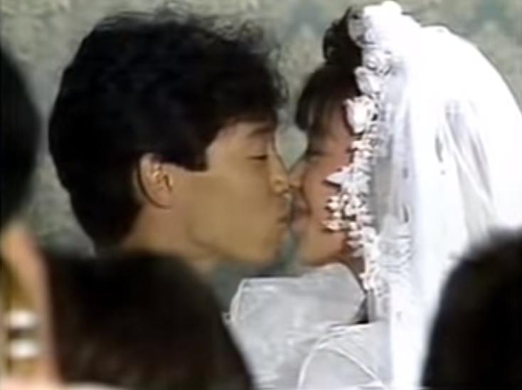 杉山清貴柳沢裕子結婚